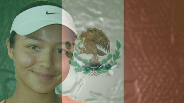 MEXICANA DE 13 AÑOS JUGANDO POR USA GANA SEGUNDO TORNEO ITF