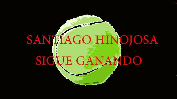 SANTIAGO HINOJOSA CUARTOFINALISTA DE LA COPA BADIA