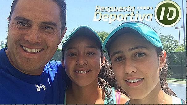ALEJANDRA CRUZ Y CAMILA JALLER SACARON MEDALLA PARA EL ESTADO DE MÉXICO