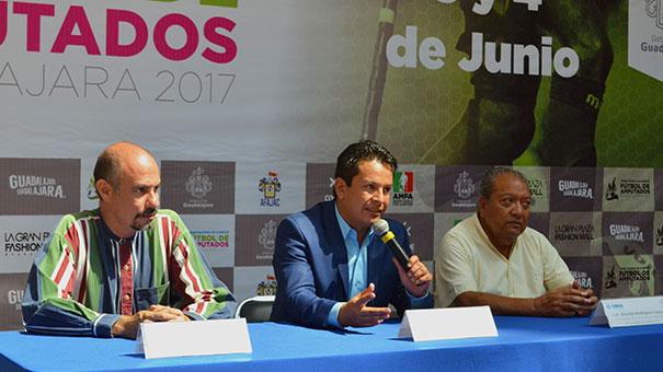 VICKY GARIBAY: RUEDA DE PRENSA FUT AMPUTADOS