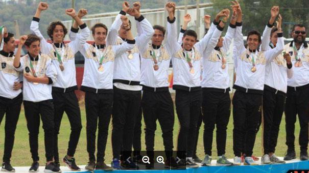 Jalisco gana su décimo octavo titulo consecutivo de Olimpiada Nacional
