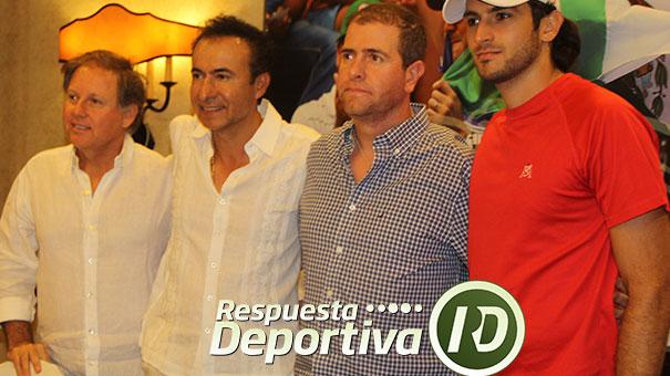 GUSTAVO SANTOSCOY, MUY ATENTO CON EL TEMA DE LA COPA DAVIS