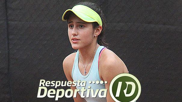 ABIERTO JUVENIL MEXICANO: ALEJANDRA CRUZ Y ALAN MAGADAN AL MAIN DRAW