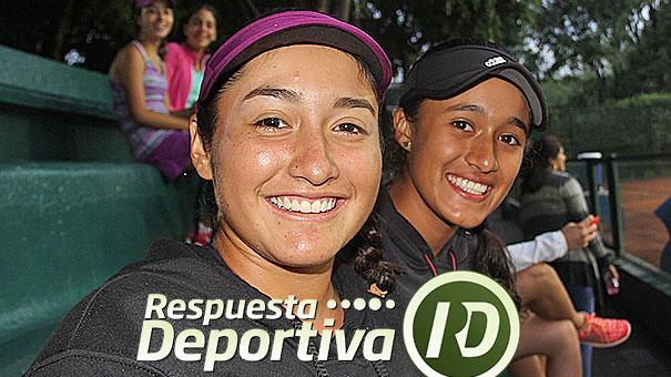DAIRA CÁRDENAS AL MAIN DRAW DEL ABIERTO JUVENIL MEXICANO