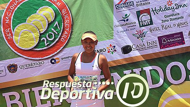 DRAWS FINALES 16 AÑOS: ELDA LARA Y JAVIER HAZOURI, SORPRENDENTES