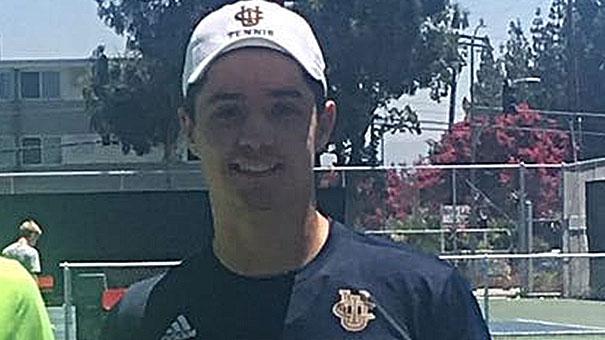 HUMBERTO LÓPEZ CAMARENA YA SUENA EN LA NCAA