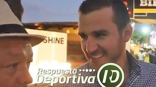 JUAN PABLO MURRA APARECIÓ EN ACAPULCO