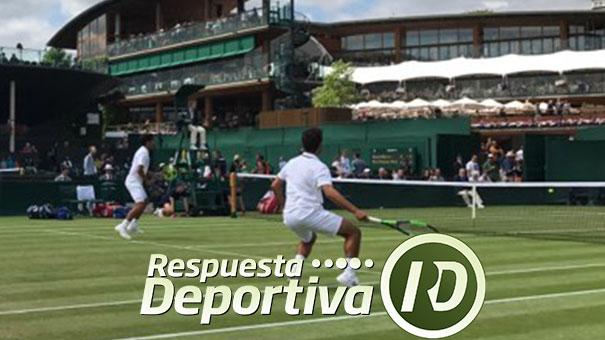 SE LAMENTÓ LA DERROTA DE RUBIO Y HERNÁNDEZ EN WIMBLEDON