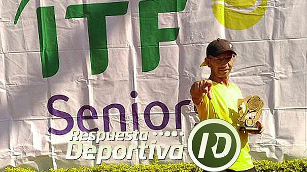 ARMANDO TRIGO DEJÓ HUELLA EN ECUADOR …CAMPEÓN EN 65 Y MÁS