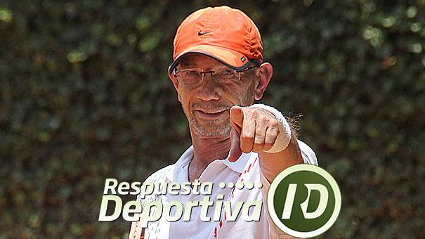 ARMANDO TRIGO, LUCHO CON HONOR EN EL SÚPER SENIORS