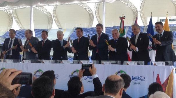 Se presenta oficialmente Serie del Caribe Jalisco 2018.