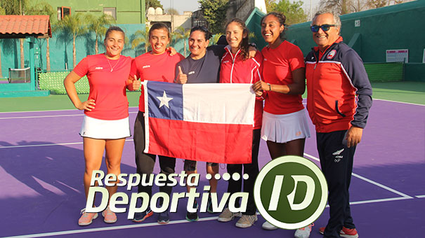 FED CUP MÉXICO 2017: VICTORIA DE CHILE SOBRE BRASIL