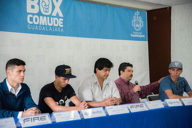 VICKY GARIBAY: Box sabatino en Guadalalajara
