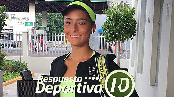 DIANELA RODRÍGUEZ MONARCA DEL ITF DE HONDURAS… PREMIÓ AL ESFUERZO