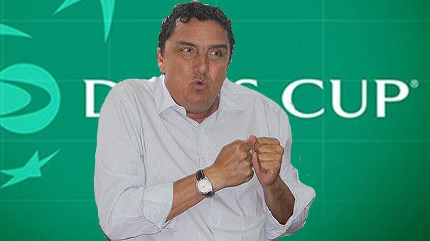 LEONARDO LAVALLE YA DEBE TENER LA LISTA DE TENISTAS MEXICANOS EN JUEGOS PANAMERICANOS