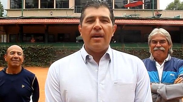 FERNANDO REYES CALIENTA LA COPA KURT HEYN