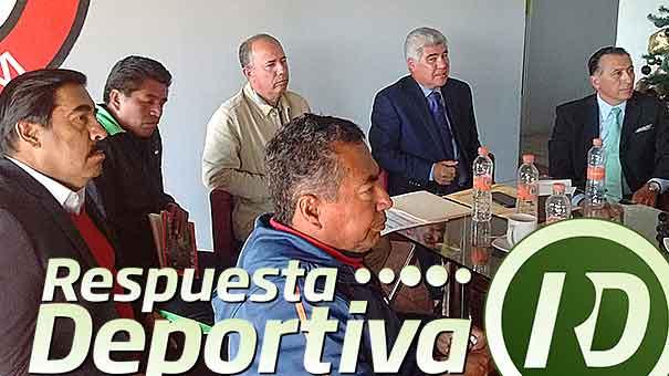 ATEM: RICARDO RIVERA, NUEVO GERENTE Y DIRECTOR TÉCNICO DE LA ATEM