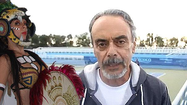 MARIO BERRUTI COMENTA DE JUSTA UNIVERSITARIA EN EL COMPLEJO PANAMERICANO
