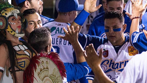 Charros obtiene la victoria ante Mazatlán en la Serie inaugural.