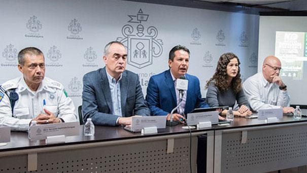 DAN A CONOCER ESTRATEGIA DE SEGURIDAD PARA MARATÓN GUADALAJARA MEGACABLE 2017