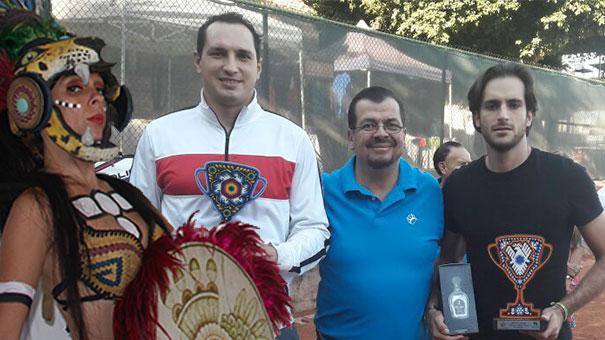TOÑO RUIZ Y MANUEL SÁNCHEZ LOS MONARCAS DE LA MINI COPA EN LA COLINA