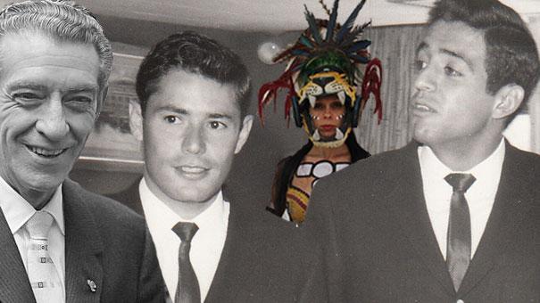 1962 COPA DAVIS: MÉXICO AVANZÓ POR PRIMERA VEZ A LA SEMIFINAL