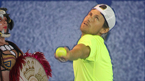 SANTO DOMINGO OPEN: REYES VARELA EN FINAL DE DOBLES