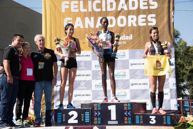 Kenia y Etiopía ganan la Maratón Guadalajara 2017