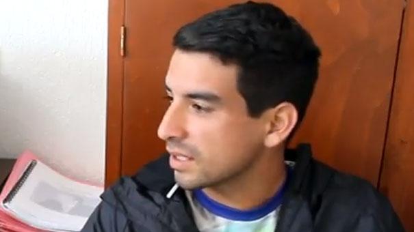 MAURICIO ASTORGA ABRE FUEGO EN EL SAN LUIS OPEN