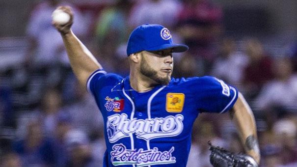 """Con """"wild pitch"""", Charros deja la serie en casa de Yaquis"""