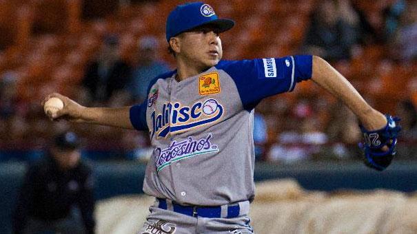 De la mano de Octavio Acosta, Charros empata la serie frente a los Águilas