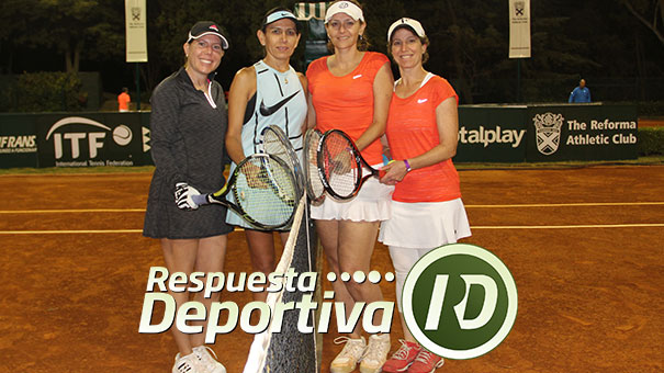 DRAWS ITF DOBLES INTERNACIONAL DE VETERANOS