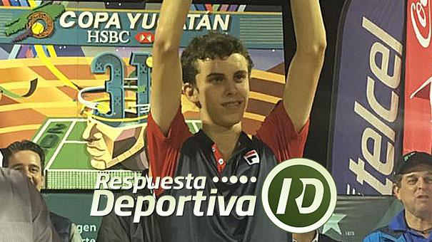 COPA YUCATÁN DRAWS FINALES: JUAN MANUEL CERUNDOLO EL MONARCA