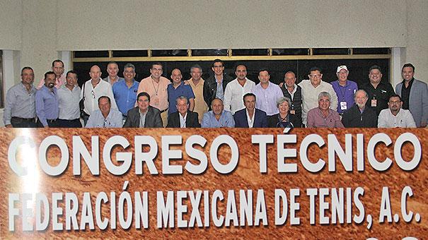 TOÑO FLORES ACENTUÓ LIDERAZGO EN EL CONGRESO TÉCNICO