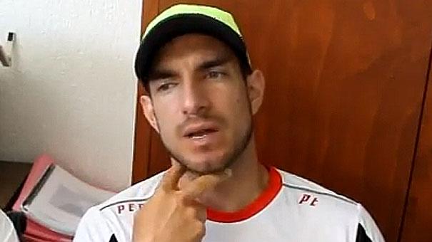 COPA DAVIS PERUANO HABLÓ DEL DUELO CONTRA BOLIVIA Y SI GANAN CONTRA MÉXICO