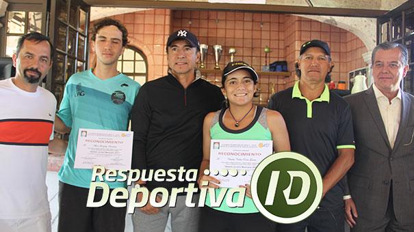 ÁLVARO GONZÁLEZ Y CECILIA ROSAS PREMIADOS CON WILD CARD FMT PARA EL AJM