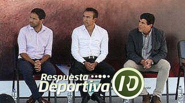 TOÑO FLORES PRESENTA SEDE DE COPA DAVIS