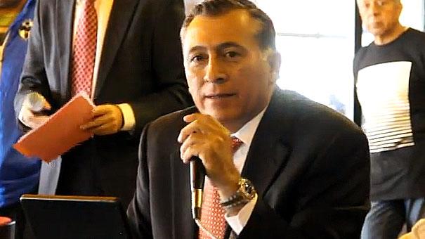 LUIS FLORES AL FRENTE DEL FUTURE MÉXICO VII Y DIO DETALLES