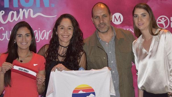 """Invitan a la Carrera """"The Color Run"""" GUADALAJARA 2017"""