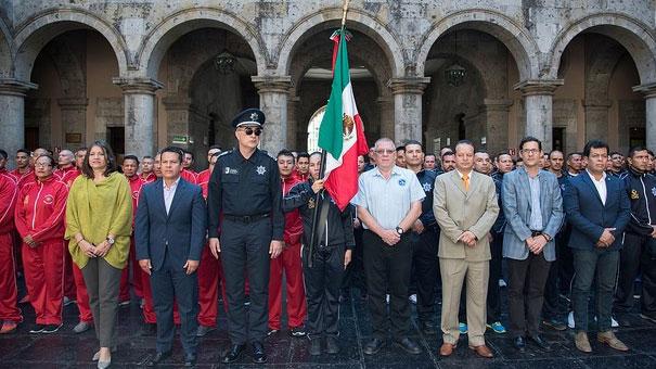 Guadalajara sede de Los V Juegos Latinoamericanos de Policías y Bomberos 2017