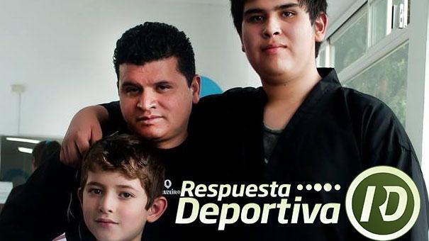 LOS HIJOS DE JEAN LUIS SALIERON BUENOS PARA LOS SAMTAI