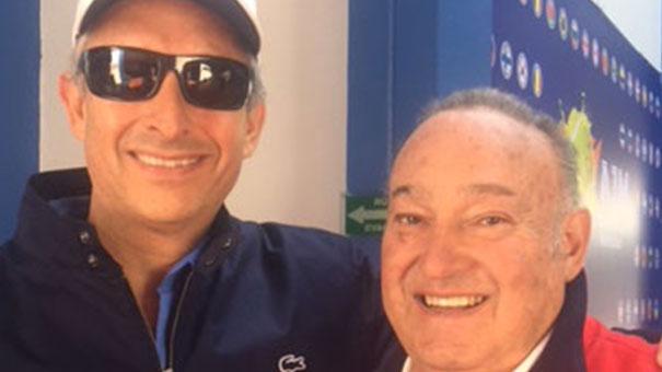"""CARLOS MEDRANO: Si lo desea podría jugar Neto Escobedo la """"Copa Davis"""""""