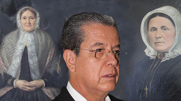 PEPE OCHOA RECIBIÓ A LA DILIGENCIA NACIONAL
