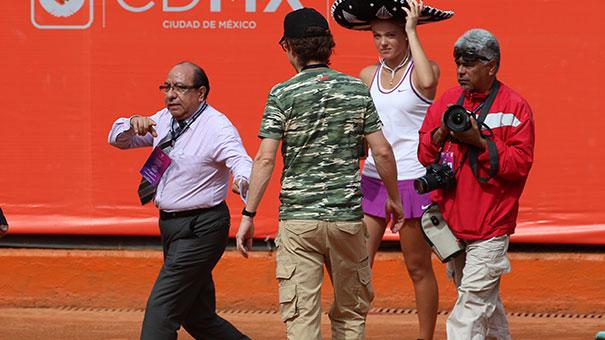 ABIERTO JUVENIL MEXICANO: ROBERTO TELLEZ Y SU INCALCULABLE VALOR