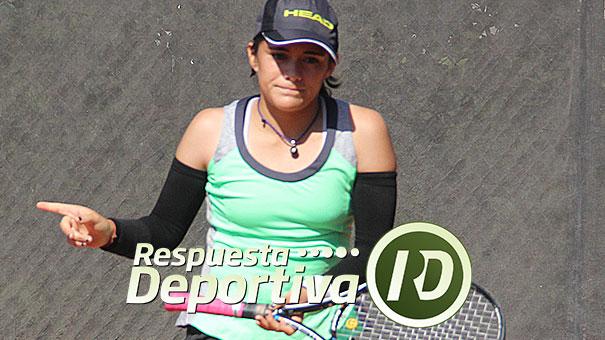 ABIERTO JUVENIL MEXICANO: CECILIA ROSAS AL MAIN DRAW