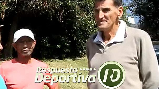 INTERNACIONAL DE VETERANOS: ARMANDO TRIGO ESCUCHO A SU VERDUGO EN EL RAC