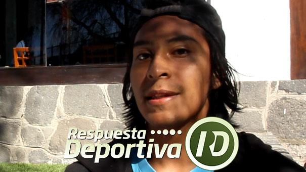 FERNANDO ROJAS PAGA EL PRECIO DEL TENIS