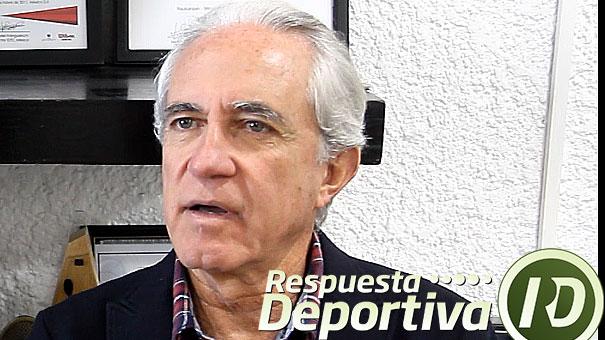FRANCISCO GIL, PRESIDENTE DEL CLUB EL YAQUI, HABLÓ DEL NACIONAL FEMENIL Y DE TENIS MEXICANO