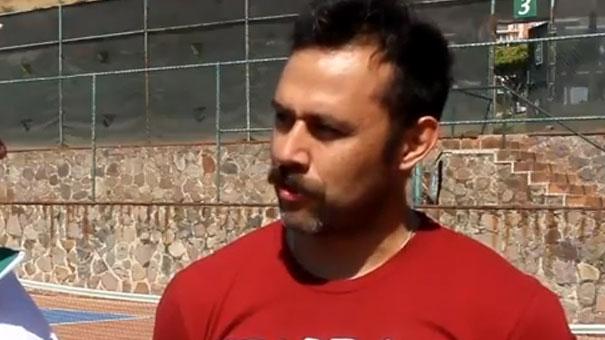ABRAHAM PEÑA, UN CAMPEÓN MEXICANO DE RAQUETBOL