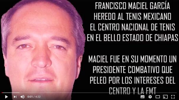 MAS DE 100 PERSONAS YA VIERON EL VIDEO LA VERDAD DEL NACIMIENTO DEL CENTRO NACIONAL DE TENIS EN CHIAPAS PARTE 1… NO TIENES CURIOSIDAD